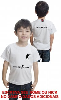 Camiseta Counter Strike 2
