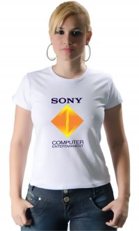 Camiseta Sony PS1