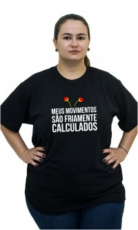 Camiseta Chapolin Movimentos