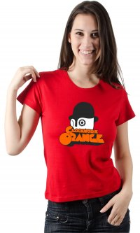 Camiseta Clockwork Orange